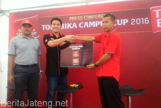Press Conference Torabika Campus Cup